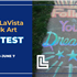 #LoveLaVista Chalk Art Contest